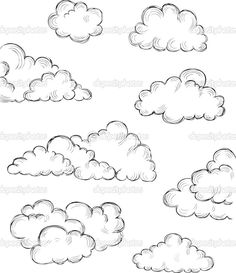 236x273 Snowing Cloud Swirls Cloud, Drawings And Google