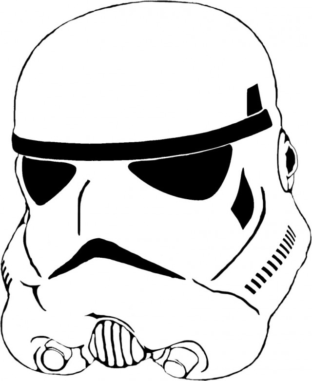 640x782 Rd Storm Trooper Star Wars Stormtrooper Coloring Pages Printable