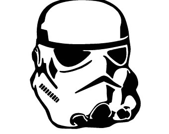 340x270 Stormtrooper Decal Etsy