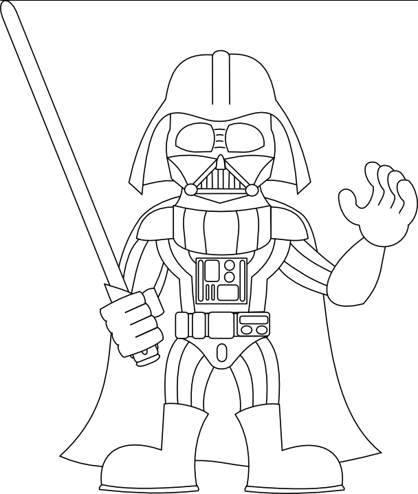Stormtrooper Line Drawing at GetDrawings.com   Free for ...
