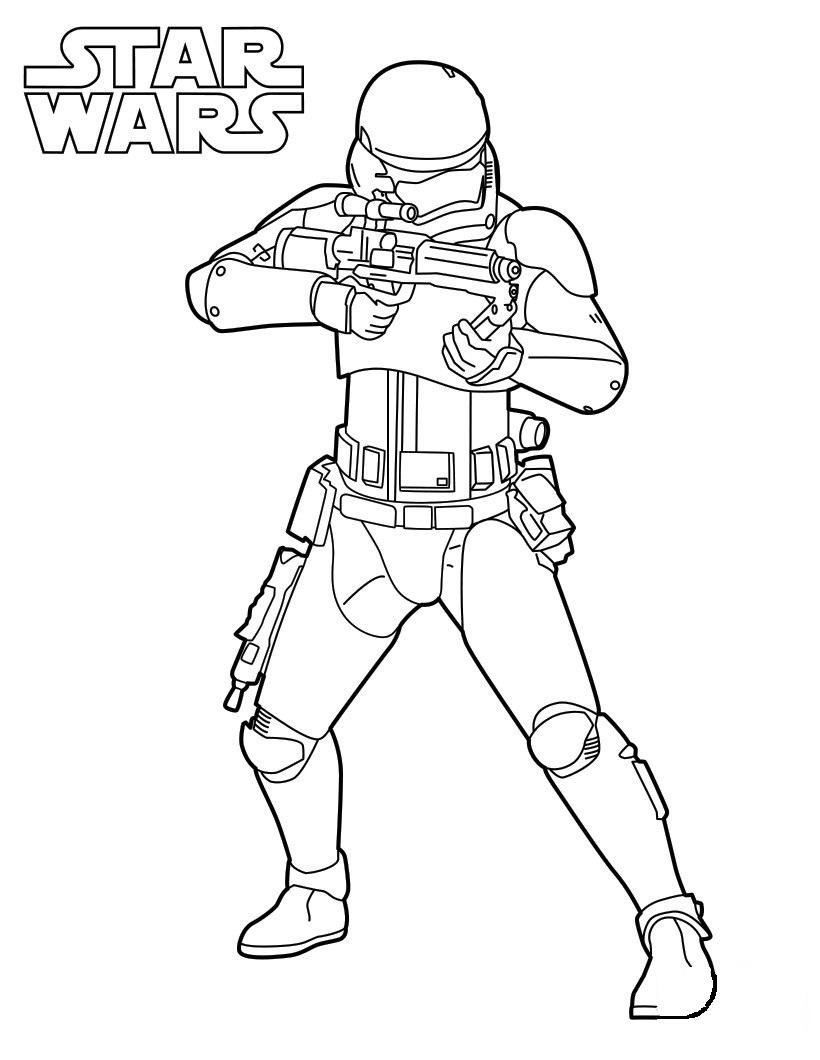 Stormtrooper Mask Drawing At Getdrawings Free Download
