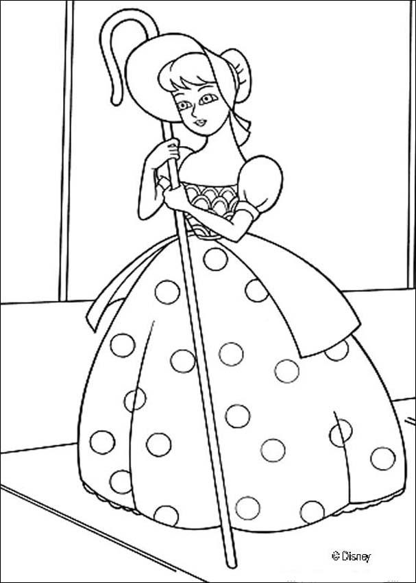 607x850 Toy Story 10 Coloring Pages