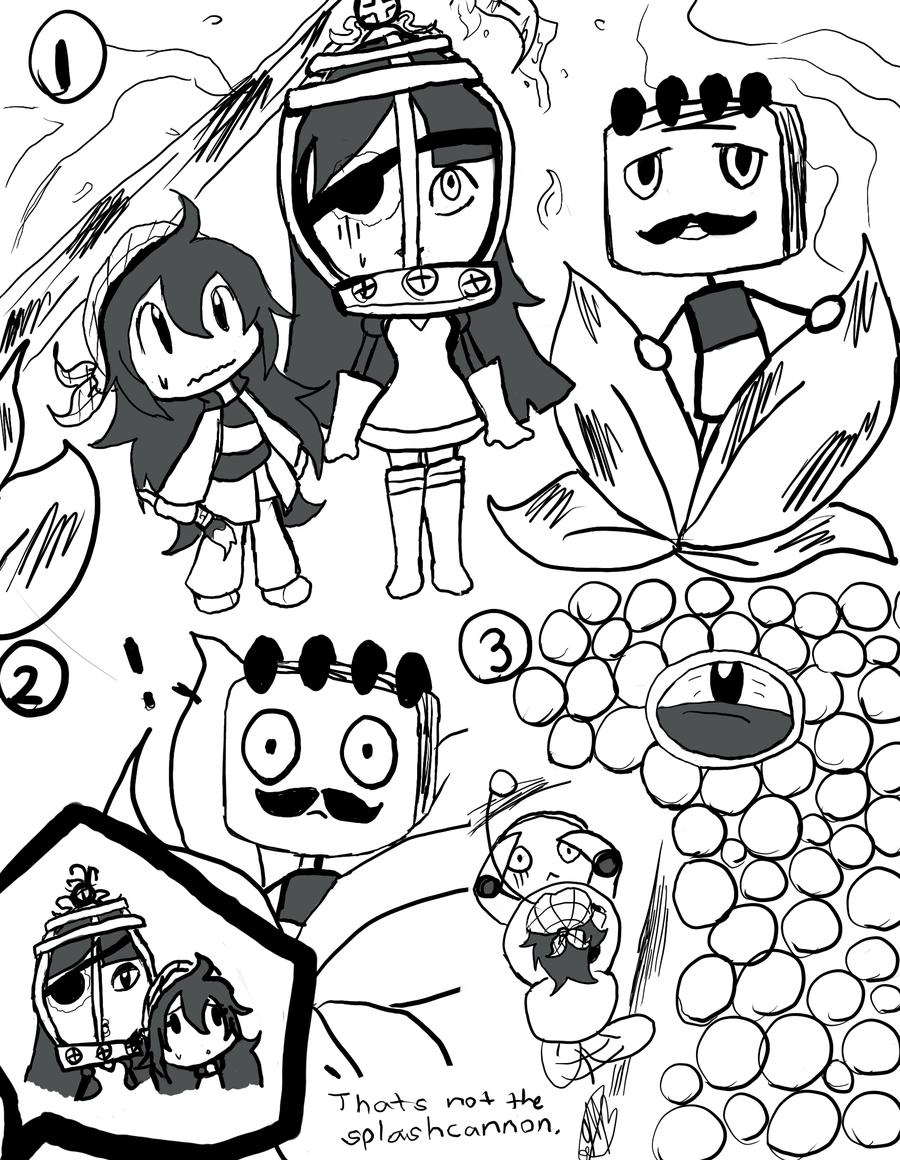900x1160 Lbp2 Doodles 5 By Dreamermb