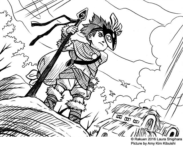 640x520 Screenshot Saturday Rakuen Storybook Project Rakuen