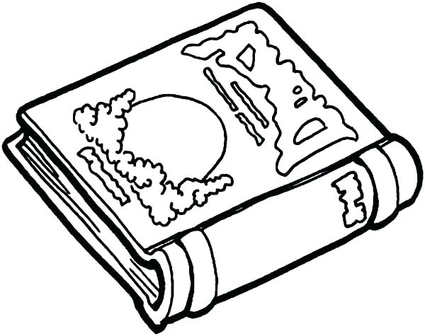 600x475 Story Book Coloring Pages Story Book Coloring Pages Books Story