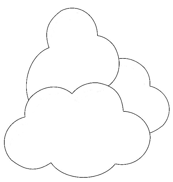 Stratus Cloud Drawing