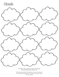 Stratus Clouds Drawing