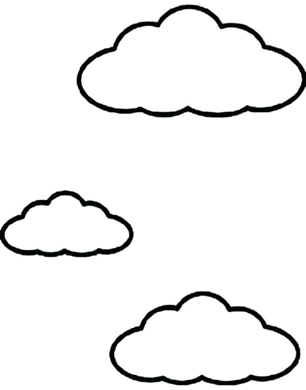 color pages clouds