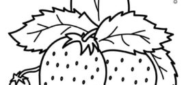 272x125 Coloring Book Fruits And Vegetables Cabbage Vector Art. Pin Fruits