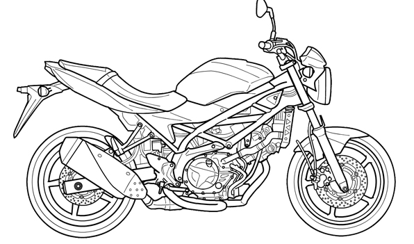 The Best Free Suzuki Drawing Images Download From 62 Free Drawings