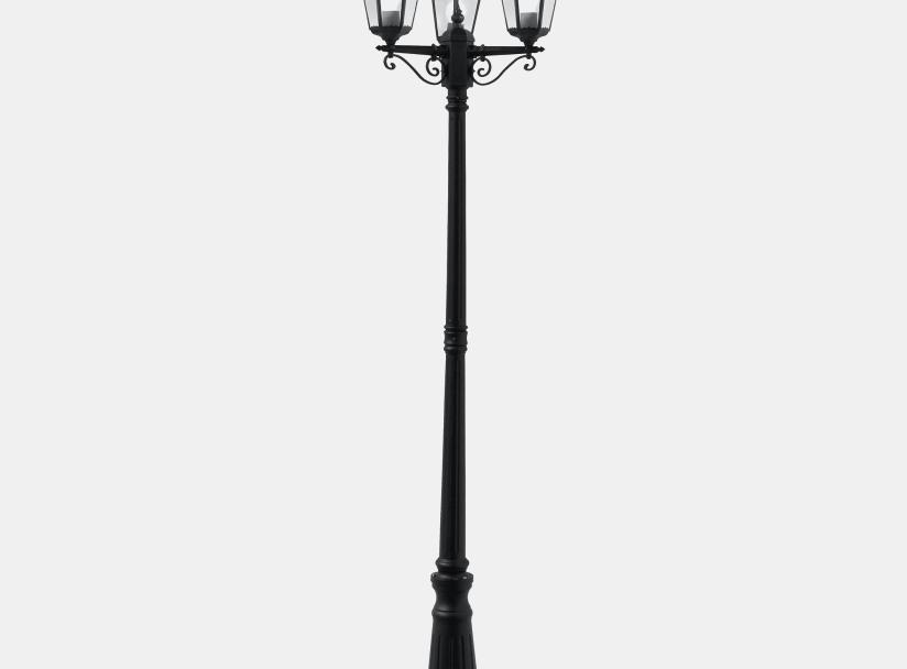 824x608 Post Light Pole Elegant 3 Light Post Light Lamp Pole Lights Small