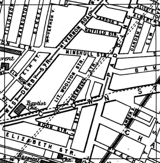 560x568 Old Photos Of Liverpool, Maps And Liverpool History Ebooks