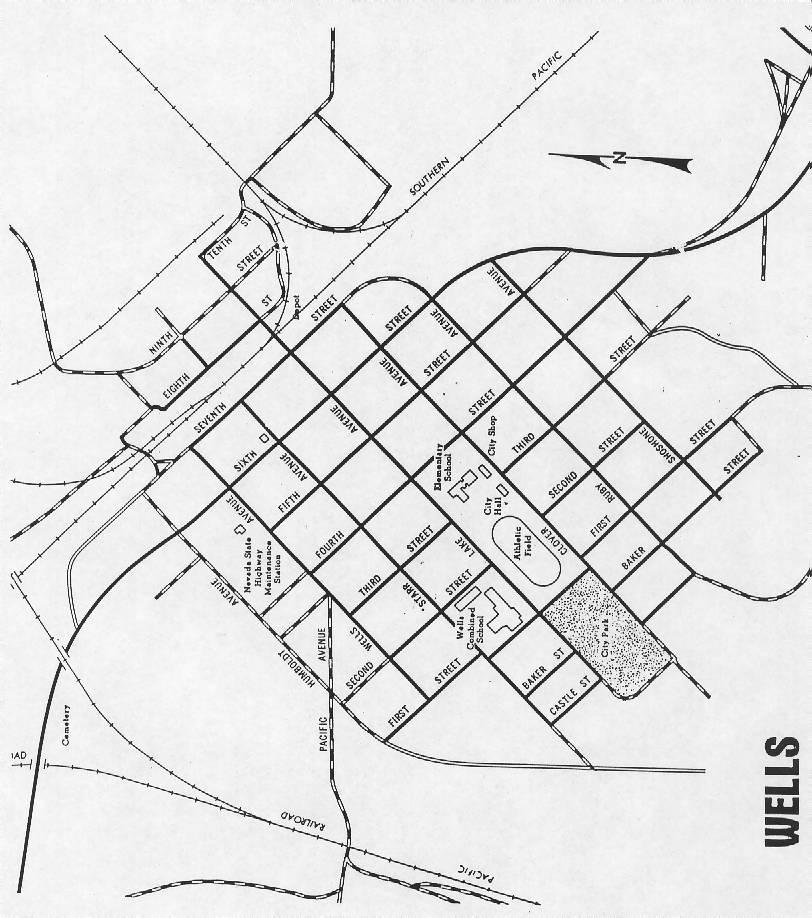 812x918 Wells Street Map Wells Chamber Of Commerce
