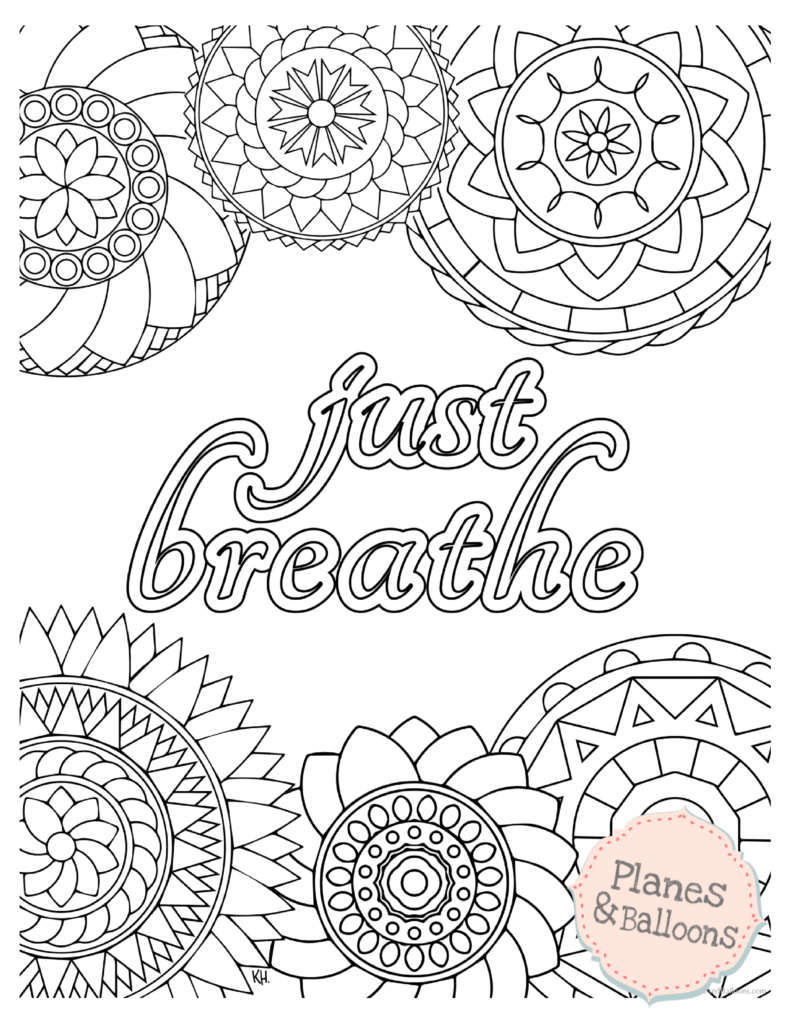 Stress relief drawing at free for for Stress relief coloring pages online