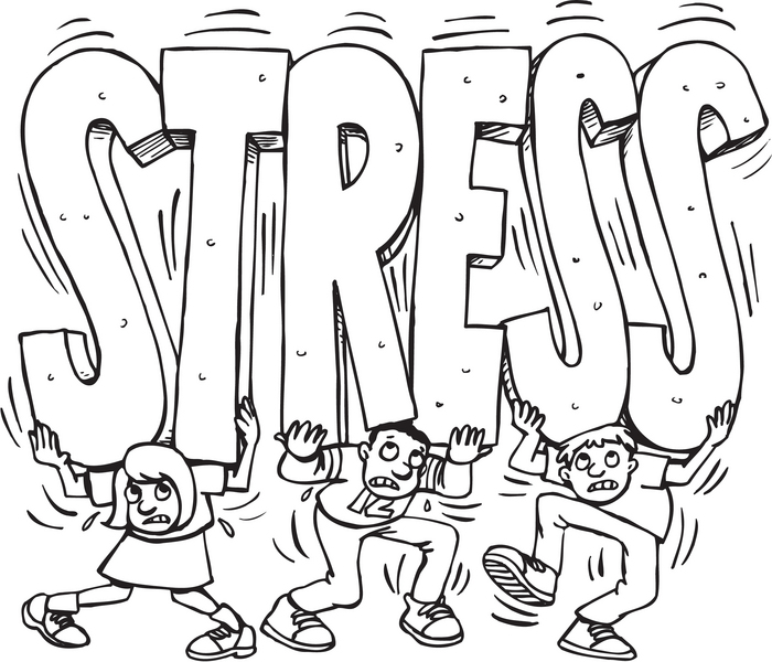 700x600 April Is Stress Relief Month @ Davis Connect Davis Connect