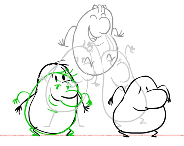 600x477 Animation For Beginners How To Animate Squash And Stretch Design