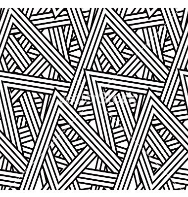 380x400 Stripe Triangle Pattern Vector By Traffico