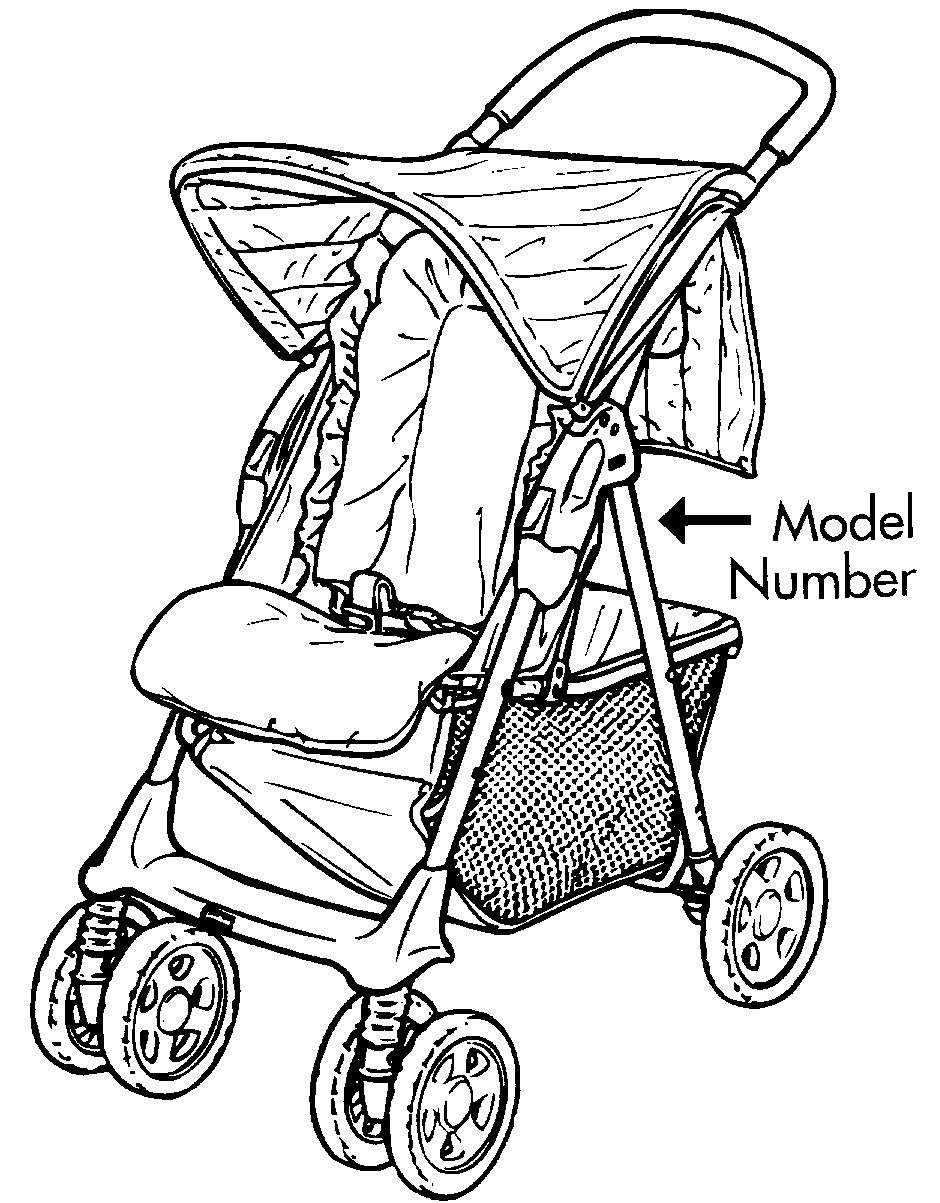 940x1203 Cpsc, Century Announce Recall To Repair Travelite Sport Strollers