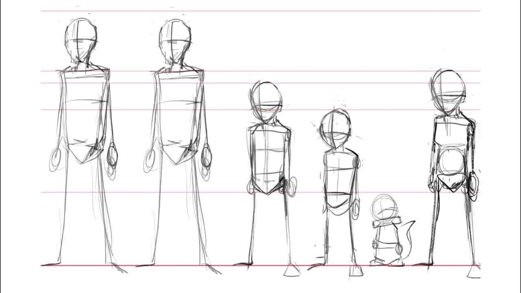 1024x576 Basic Drawing Lessons Drawing Manga Tutorial Lesson 1 Basic