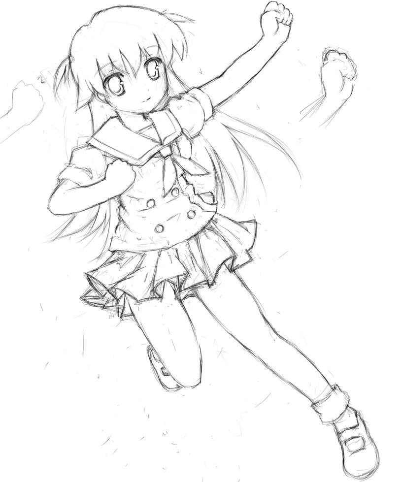 816x979 Student Sketch 4 By Mushiboyhann