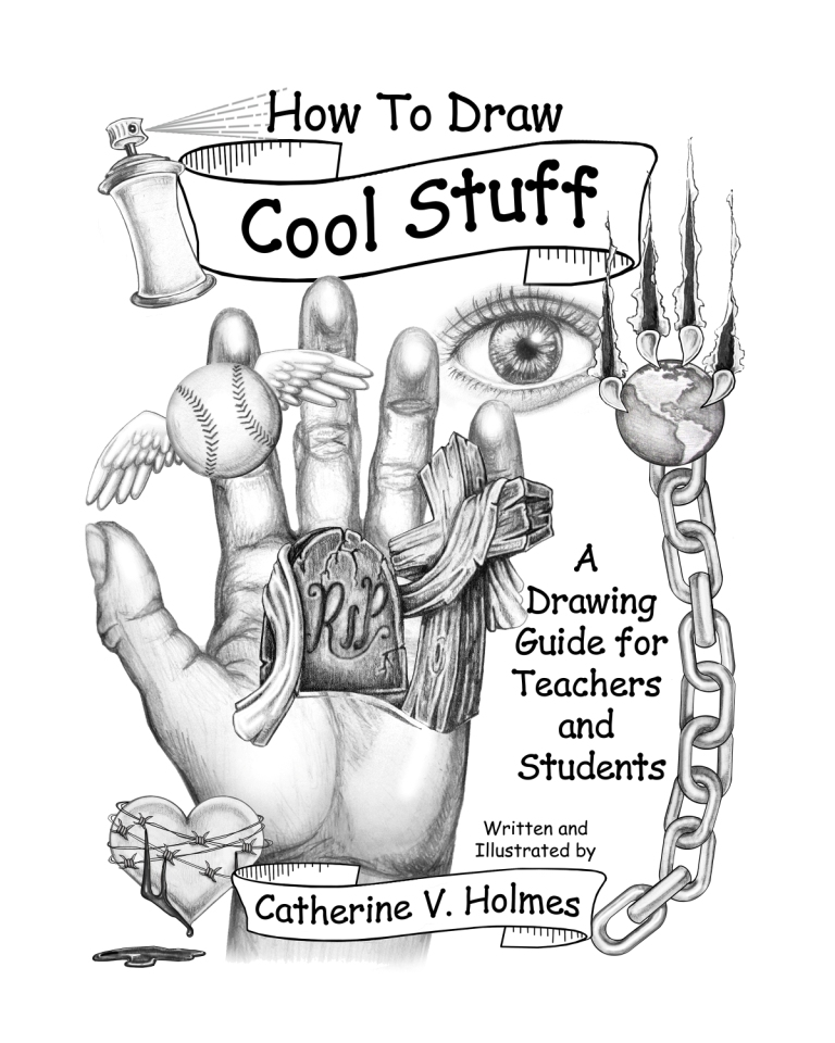 768x960 Library Tales Publishing Presents How To Draw Cool Stuff