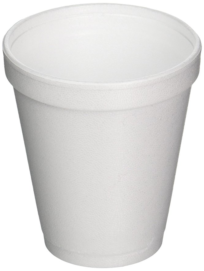 666x886 Dart Container J Style Styrofoam Drink Cups (1000 Per