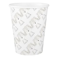 236x236 Christmas View Paper Cup