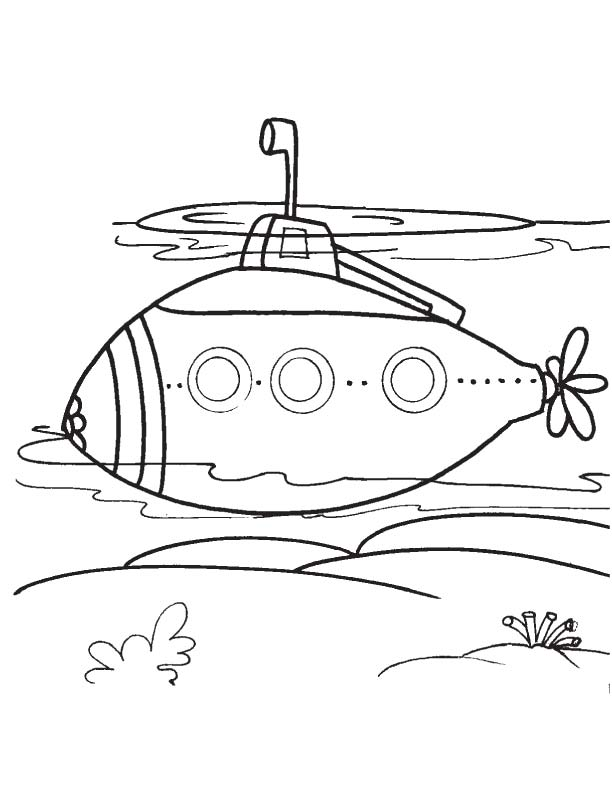 The best free Submarine drawing images  Download from 124 free