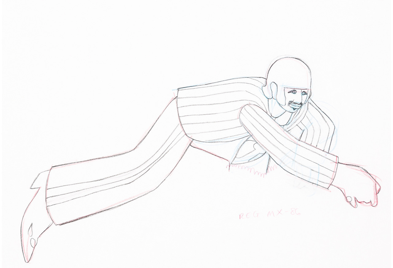 1280x874 Tales From Weirdland Rare Original Drawings And Animation Cels