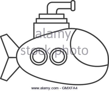 Submarine Drawing at GetDrawings com | Free for personal use