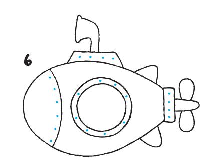 Submarine Drawing At Getdrawings Com