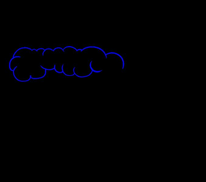 Subway Train Drawing at GetDrawings | Free download