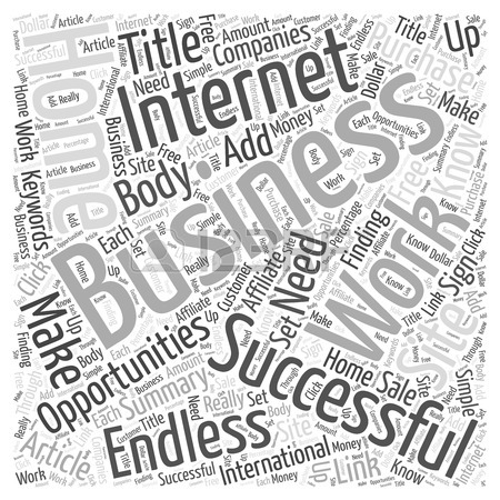 450x450 A Successful Home Business What You Need To Know Word Cloud