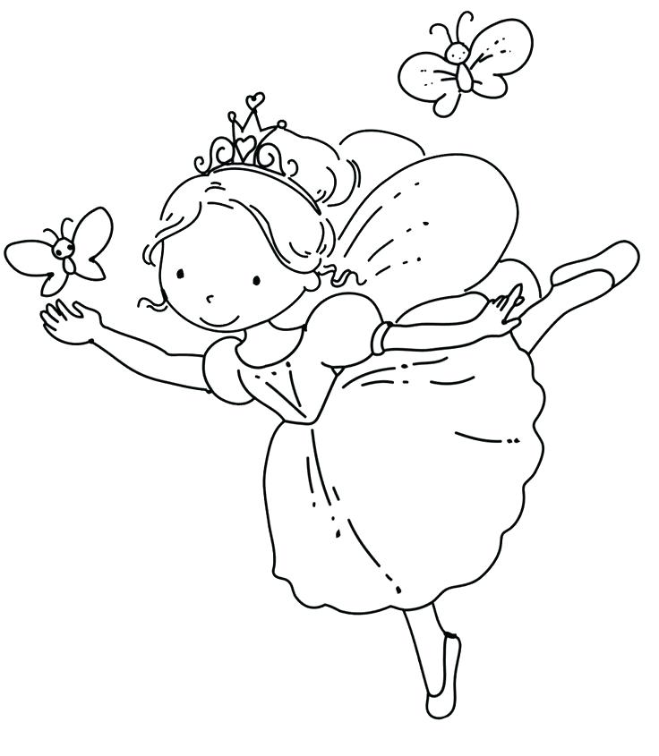 736x845 Hard Fairy Coloring Pages For Adults Printable Nutcracker Kids
