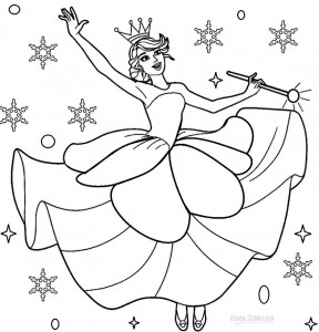 288x300 Printable Nutcracker Coloring Pages For Kids Cool2bkids