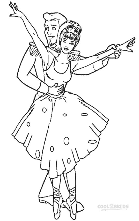 537x850 Printable Nutcracker Coloring Pages For Kids Cool2bkids