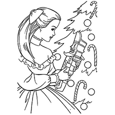 230x230 Top 20 Free Printable Nutcracker Coloring Pages Online