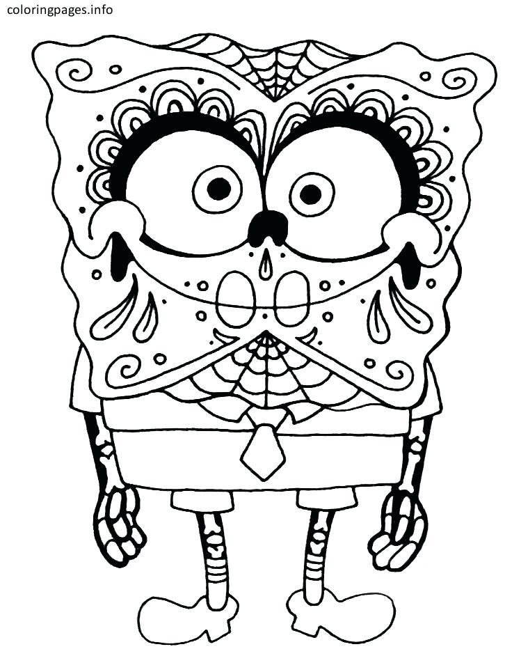 749x965 Sugar Skull Color Pages Sugar Skull Coloring Pages Sugar Skull