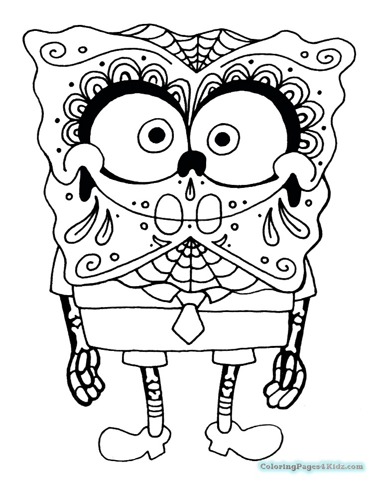 749x965 Free Sugar Skull Coloring Pages Coloring Pages For Kids