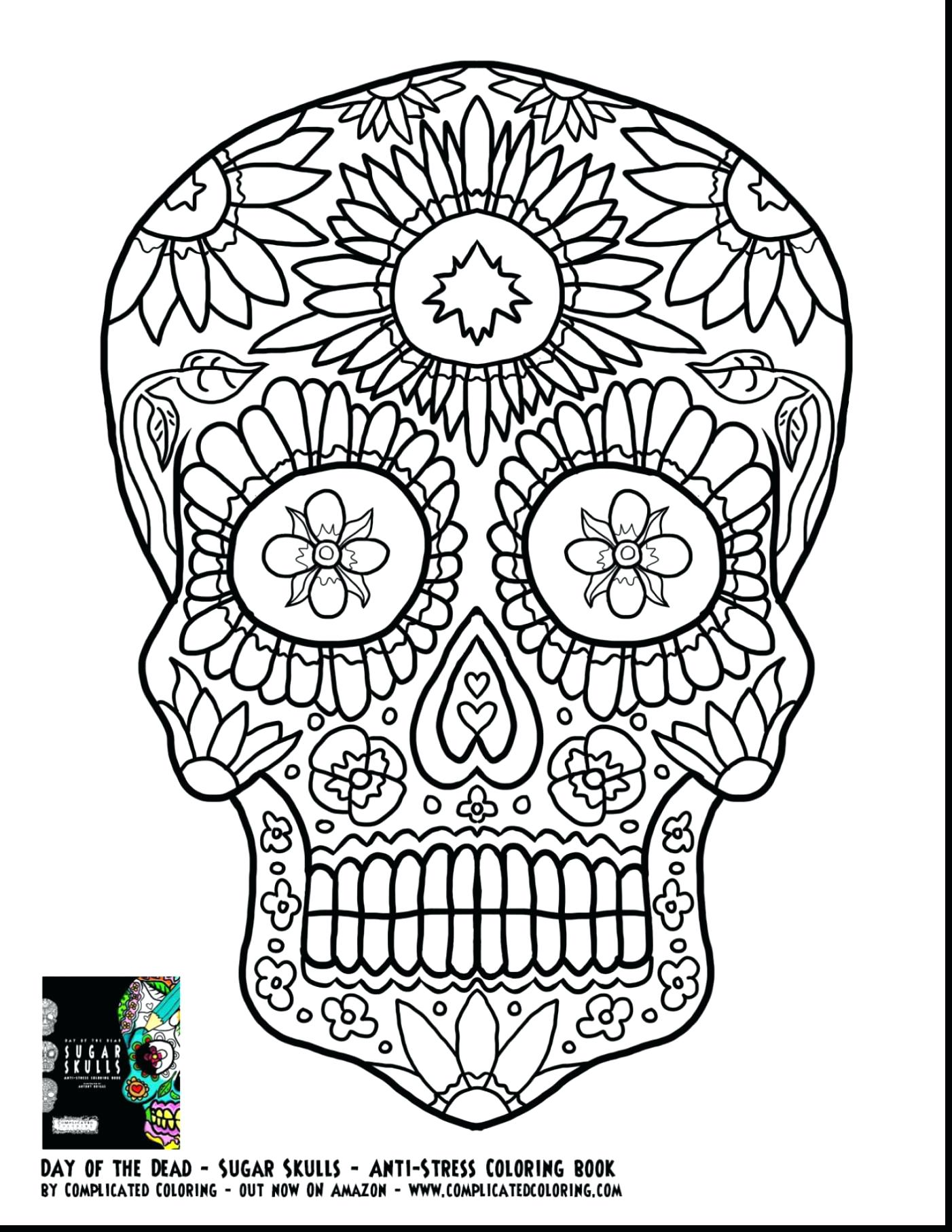1402x1815 How To Draw Sugar Skulls Video Art Tutorial 91 Interesting Color