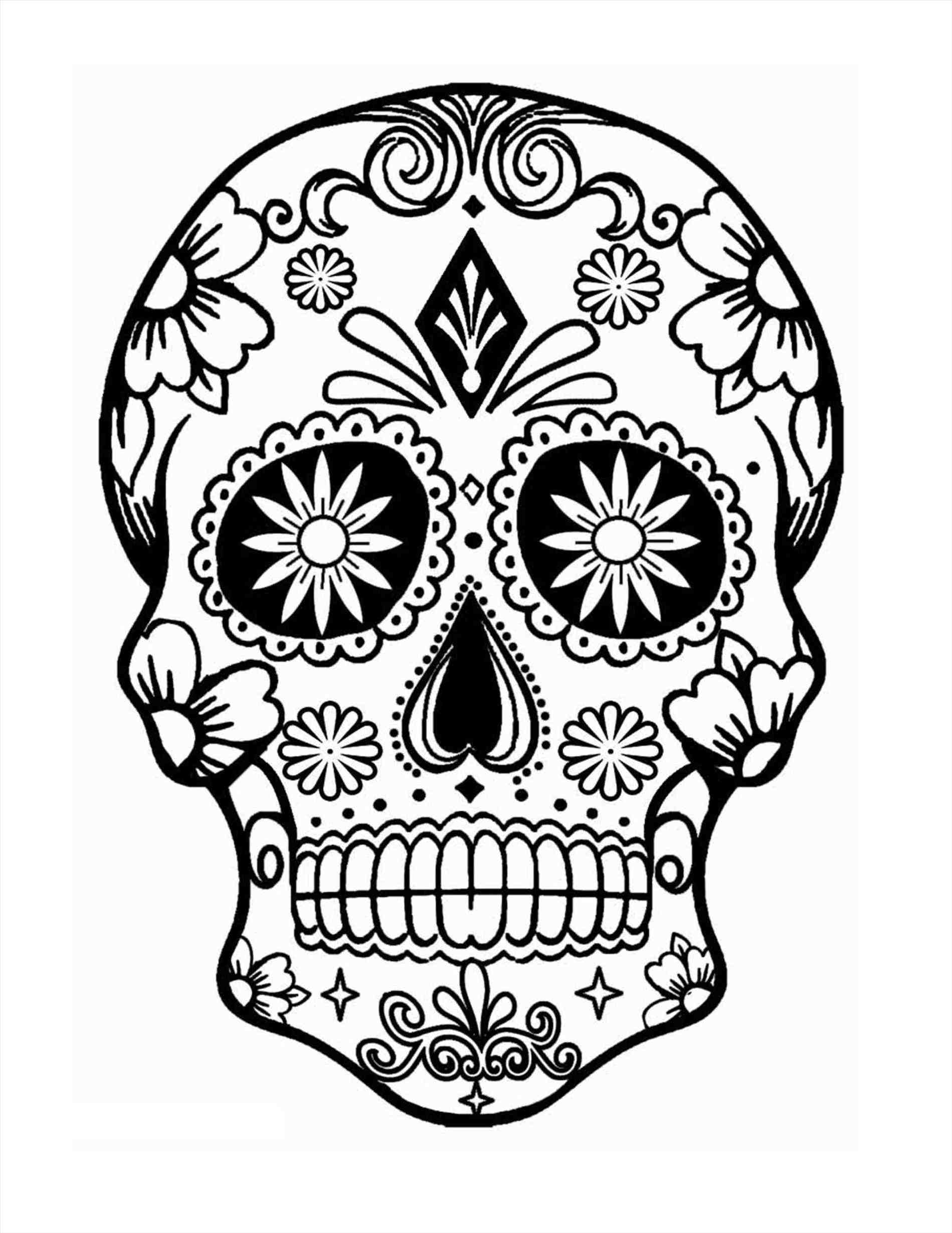 1899x2459 Gypsy Candy S Sugar Skull Drawing With Roses And Gypsy Candy Print