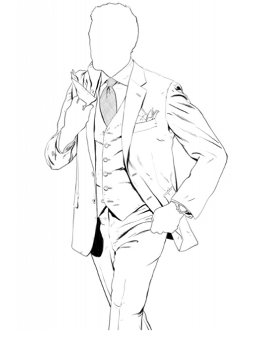 520x680 To Wear A Suit