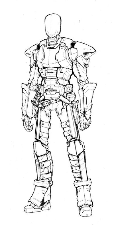 400x789 Power Armour By