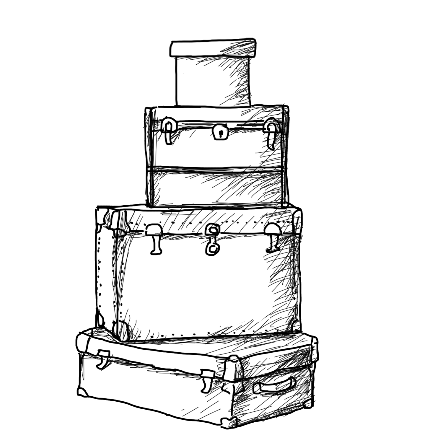1500x1500 Homeofficedecoration Old Suitcases Archives