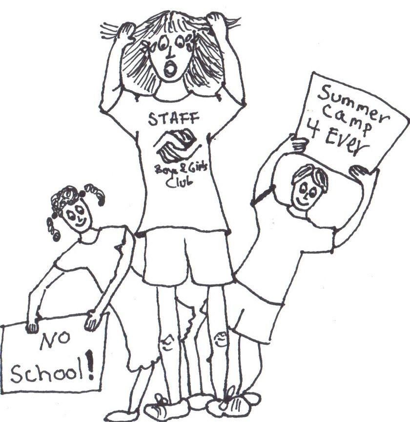 840x865 The Penultimate Week Before School (Or The Last Week Of Summer