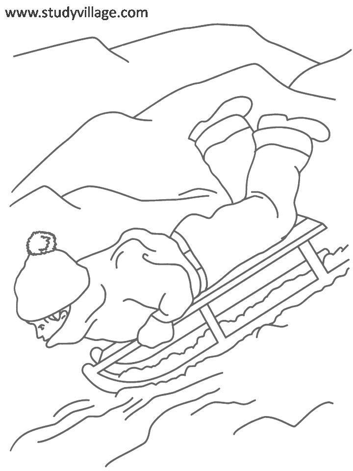 720x960 Summer Holidays Coloring Page For Kids 11