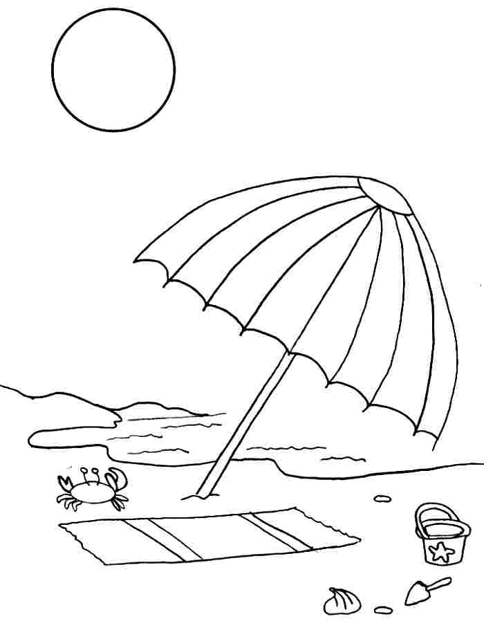 700x898 Coloring Pages Summer Images For Kids Az Coloring Pages, Summer