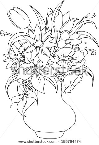 320x470 Flower Vase Vector Free Vector For Free Download About (24) Free