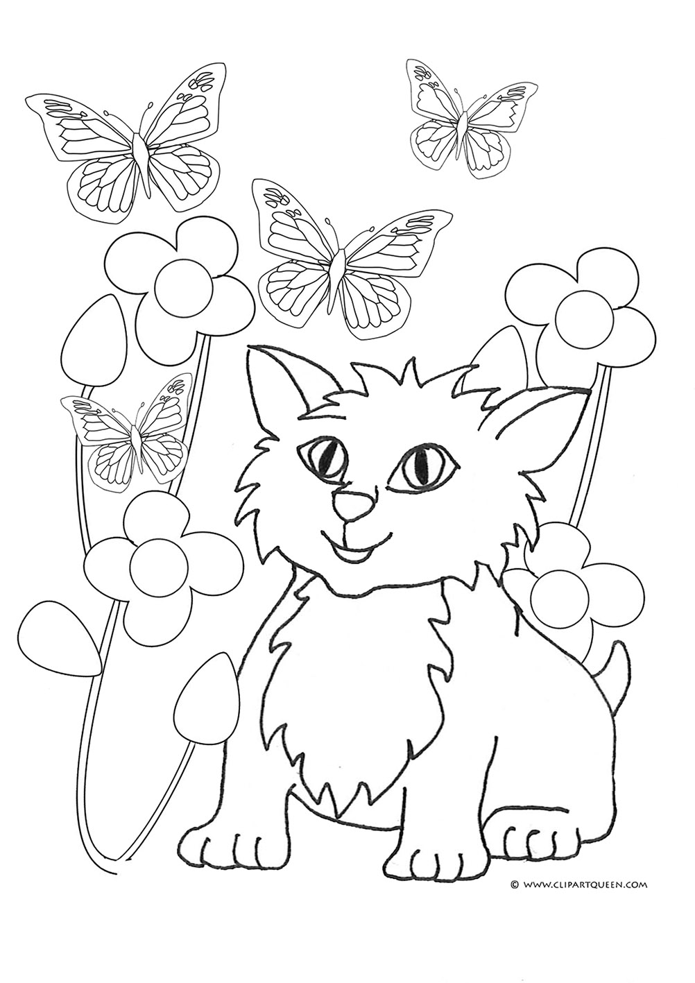 1002x1417 Summer Coloring Pages To Print