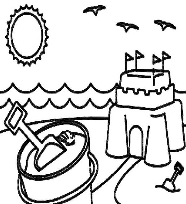 Summer Vacation Drawing at GetDrawings